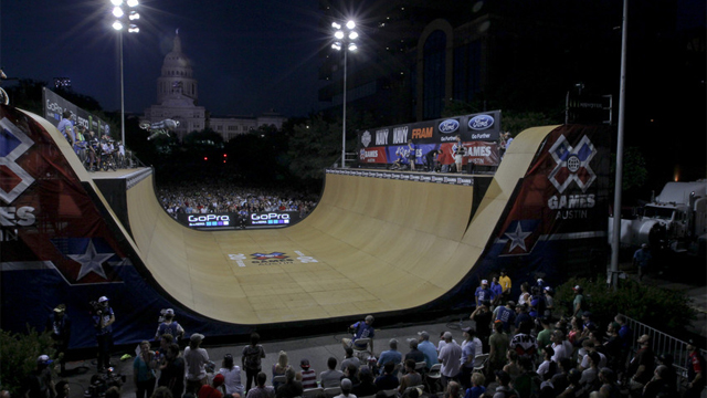 New events coming to X Games Austin 2015