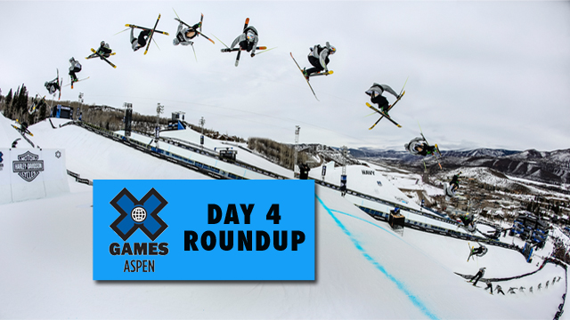 X Games Aspen: Day 4 – Chloe Kim makes history, Goepper three-peats