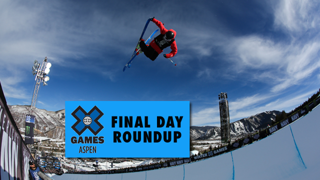 X Games Aspen: Day 5 – McMorris doubles up as Slopestyle & SuperPipe close games