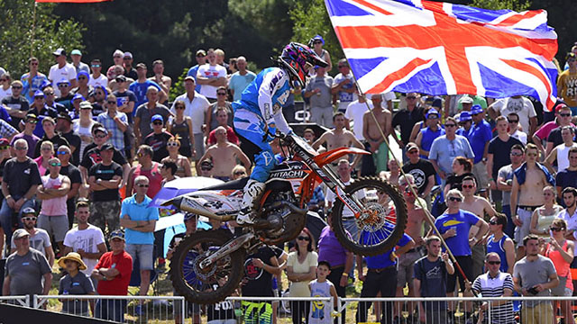 Shaun Simpson dominates MXGP of Belgium