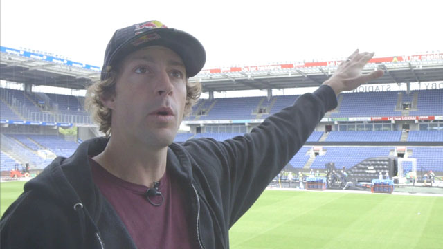 Travis Pastrana thinks the Moto Quad Flip is possible!