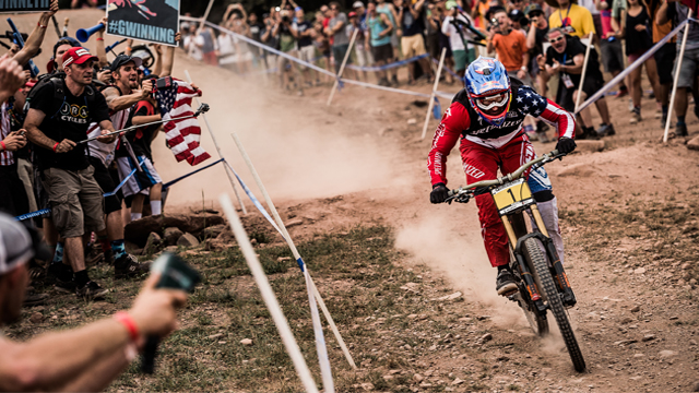 Gwin dominates in Windham, Atherton seals overall win