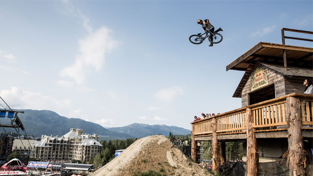 Top 5 moments in Red Bull Joyride History