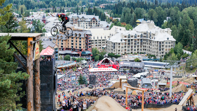 Brandon Semenuk wins third-straight Red Bull Joyride