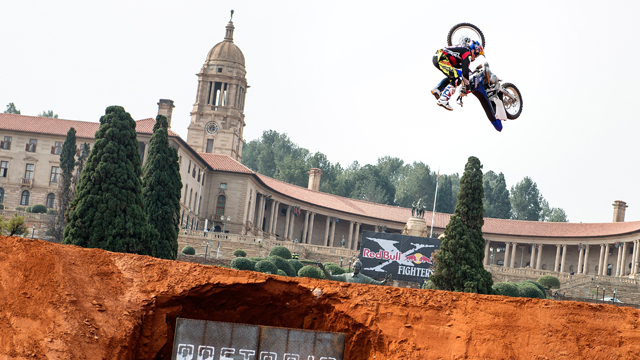 Thomas Pagès wins to set up X-Fighters showdown