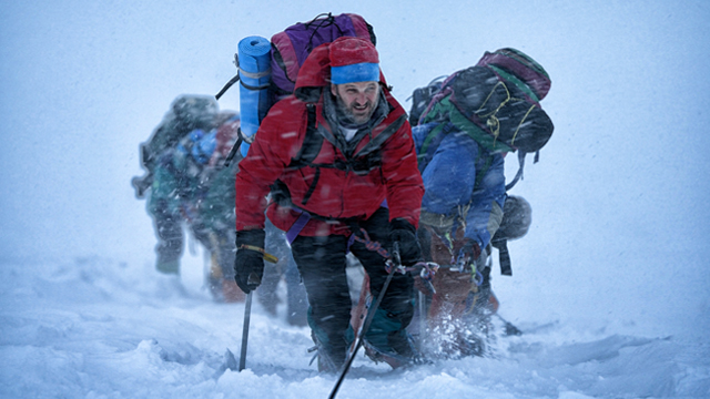 Everest: Filming on the world's highest mountain