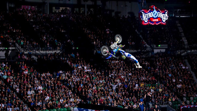 Travis Pastrana INTERVIEW: Life on tour with Nitro Circus