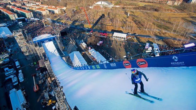 Gold medal runs and highlights from X Games Oslo 2016