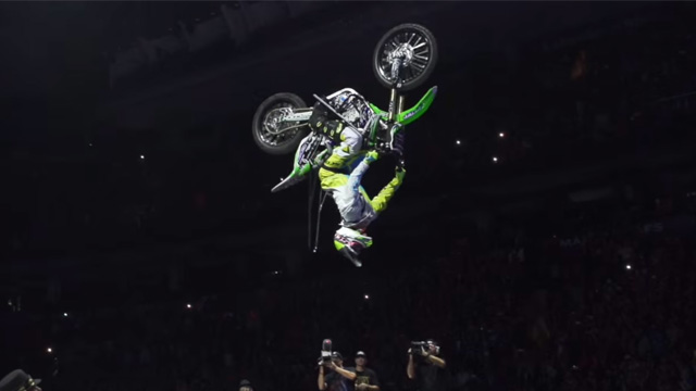 The incredible story of Bruce Cook's Paraplegic Backflip