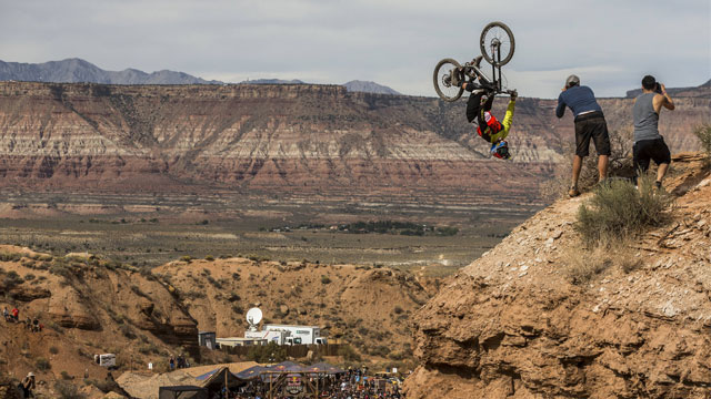 Red Bull Rampage 2016 was gnarlier than ever!