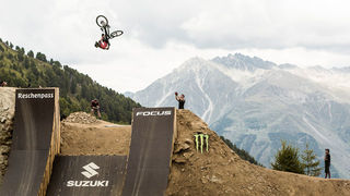 All the MTB action from Suzuki Nine Knights