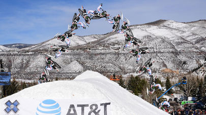 The gnarliest moments from X Games Aspen 2017