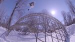 Epic Urban Snowboarding with Jye Kearney