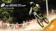 UCI World Cup 2011 DHI 7 - Val di Sole ITA MEN - Replay