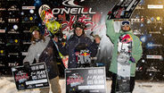 O'Neill Evolution 2012 Men's Final - Replay
