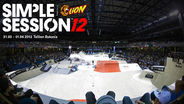 Simple Session 2012 Skate finals