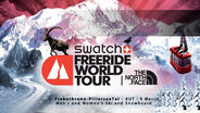 5. Swatch Freeride World Tour Fieberbrunn Pillerseetal 2013 by The North Face