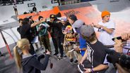 Simple Session 13 Skateboarding Finals Replay