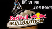 Red Bull R.evolution 2013 LIVE 17 AUG @ 18:00
