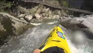 Amazing section of Wellerbruke Whitewater