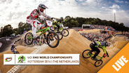 UCI BMX World Championships 2014: Finals Replay