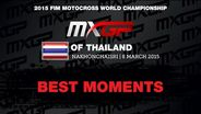 MX Grand Prix of Thailand: Highlights