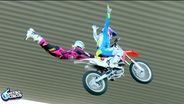 World First Brother & Sister Tandem FMX