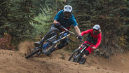 UnReal: Riding in a dirt powder blizzard