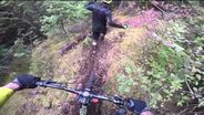 Remy Metailler rides insanely steep trails in Canada