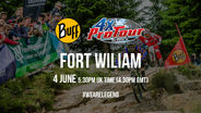 Buff 4X Pro Tour 2016 Fort William - LIVE