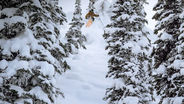 Early season pow with Tanner Rainville: Ruin And Rose