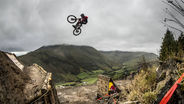 Red Bull Hardline was gnarlier than ever