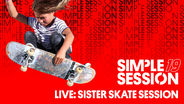 Simple Session 2019 - Sister Skate Session