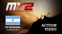 MXGP of Patagonia Argentina Benoit Paturel Crash