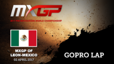 MXGP of LEON Mexico 2017 GoPro Lap Preview_Motocross