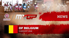 Qualifying Highlights - Fiat Professional MXGP of Belgium 2018