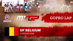 GoPro Track Preview - FIAT Professional MXGP of Belgium 2018 #motocross