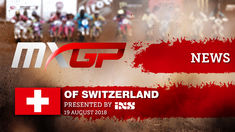 Qualifying Highlights - MXGP of Switzerland presented by iXS 2018 - mix ENG