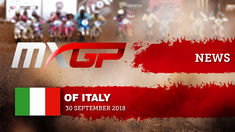 Qualifying Highlights - MXGP of Italy 2018 - Imola