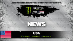 NEWS Highlights - Monster Energy FIM MXoN 2018 RedBud, USA