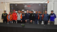 2019 FIM MXGP Opening Press Conference