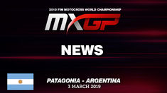 Qualifying Highlights - MXGP of Patagonia Argentina 2019 #motocross