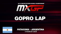 GoPro Track Preview - MXGP oF Patagonia Argentina 2019 #motocross