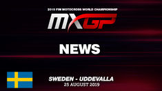 NEWS Highlights - MXGP of Sweden 2019 in Spanish