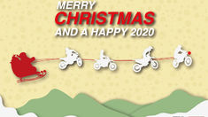MXGP - Merry Xmas and Happy 2020