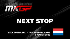 NEXT STOP - MXGP of The Netherlands 2020