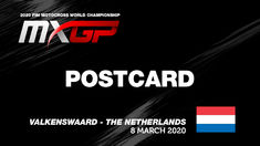 Postcard - MXGP of The Netherlands 2020