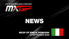 News Highlights MXGP of Emilia Romagna (ITA) 2020 -  Versión en Español