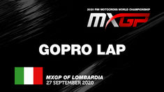 GoPro Lap with Tim Gajser - MXGP of Lombardia 2020
