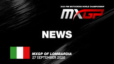 News Highlights - MXGP of Lombardia 2020